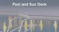 Pool and Sun Deck